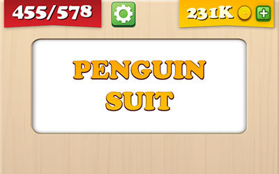 Penguin Suit