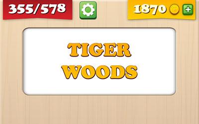 Tiger Woods Find The Emoji Answers Find The Emoji Cheats