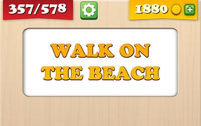 Walk On The Beach Find Emoji Answers